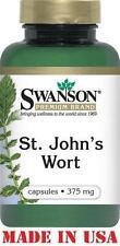 Swanson Premium St. John's Wort <375mg 60 Capsules> Promotes emotional wellness