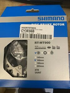 Shimano XTR RT-MT900 Centre Lock Disc Brake Rotor 160mm
