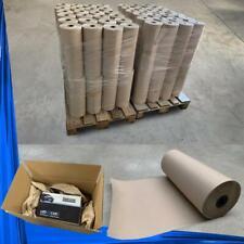 3 Rollen Schrenzpapier Packpapier Stopf Füllmaterial 50cm breit x 250 lfm 100gm²