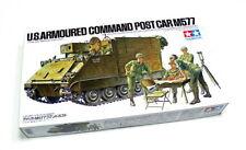 Tamiya Military Model 1/35 U.S. Command Post Car M577 Scale Hobby 35071