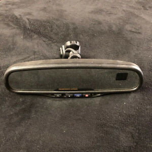 2003-2006 Chevy Tahoe Yukon Suburban Sierra Avalanche Rear View Mirror 15176973