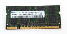 Samsung 2 GB DDR2 Memory (M470T5663EH3CF7) -Tested
