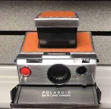 Vintage Polaroid SX-70 Land Camera | W/Case | Used | Ships Fast