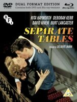 Nuovo Separate Tables DVD+Blu-Ray