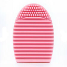 MakeUp Washing Brush Silicone Glove Scrubber Board Cosmetic Clean Tools ,d