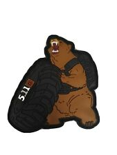Patch 5.11 Tactical Crossfit Bear