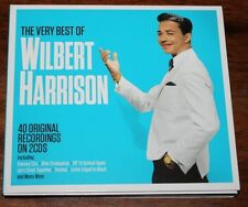 WILBERT HARRISON THE VERY BEST OF 2 CD SET 40 SONGS! KANSAS CITY FIFTIES 50S