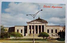 Illinois IL Chicago John G Shedd Aquarium Postcard Old Vintage Card View Post PC