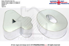 """Number Cake Baking Tin Rounded Corner 