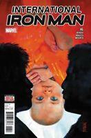 International Iron Man #6 Marvel Comic 2016 1st Print 2016 Unread NM