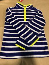 NWT OshKosh B'gosh Girls 1/4 Zip Fleece Pullover - 6X