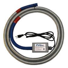 "PVC Bendit B9 Pipe Heater Bends Schd 40-80 PVC Pipe 1-1/4"" - 8""ID x 9' Long"