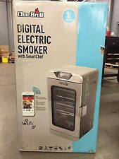 WIFI Char-Broil SmartChef 750-Watt Electric Vertical Smoker FACTORY SEALED BOX