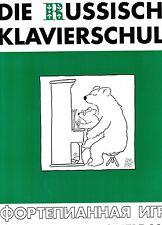 Klavier Noten : Die Russische Klavierschule - Spielband - SIK 2379