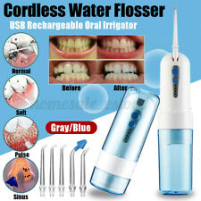 Electric Water Jet Pick Dental Flosser Oral Irrigator Tooth Teeth Wash Cleaning