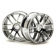 HPI 3797 Split 6 Wheels 26mm chrome (2)