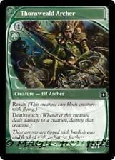 THORNWEALD ARCHER Future Sight MTG Green Creature — Elf Archer Com