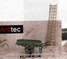 ARTITEC 387.24GN - CARRETTO CON 2 SCALE - H0-1/87