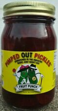 Pimped Out Pickles - 1 (Fruit Punch) 16oz Jar (Unlimited Supply In Stock)