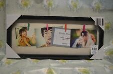 Unbranded Rectangle Rustic Multi-Picture Frames