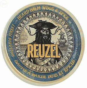 Reuzel Beard Balm Wood & Spice 35g / 1.3 oz.