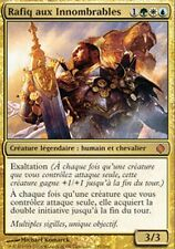 Rafiq aux Innombrables - Rafiq of the Many - Magic mtg -