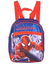 "Marvel Spider-Man School Backpack Bag 10 "" Small New Licensed"
