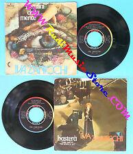 LP 45 7'' IVA ZANICCHI I mulini della mente Bastera' 1973 italy no cd mc vhs