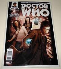 DOCTOR WHO : THE TENTH DOCTOR Year Two # 13 (Cover A) Titan Comic  Aug 2016  NM
