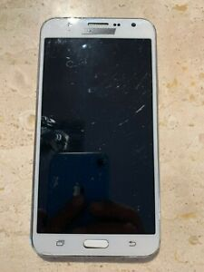 Samsung Galaxy J7 SM-J700P 16 GB - UNKNOWN Carrier- FOR PARTS/AS IS