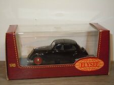 Peugeot 202 Berline 1938 - Elysee ELY 576 France 1:43 in Box *35325