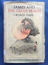 James And The Giant Peach - Roald Dahl - CIRCA 1970 - Alfred Knopf Borzoi