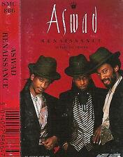 Aswad  Renaissance 20 Crucial Tracks CASSETTE ALBUM Dub Roots Reggae Reggae-Pop