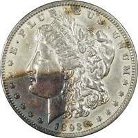 1893 Morgan Dollar XF EF Extremely Fine Details 90% Silver $1 US Coin