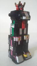 POWER RANGERS LIGHTSPEED RESCUE DX MICRO PLAYSET SUPERTRAIN MEGAZORD - BANDAI 99