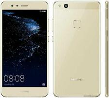 Téléphones mobiles dorés Huawei P10 Lite