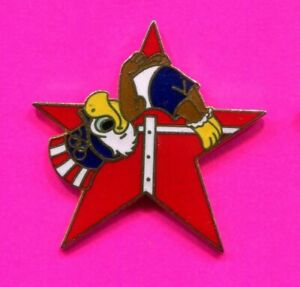 1984 OLYMPIC PIN SPORTS RED STAR PINS SAM LOT #1 PICK A PIN 1-2-3- ADD TO CART
