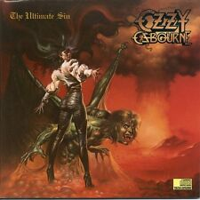 OZZY OSBOURNE - THE ULTIMATE SIN (CD) 1986 * DADC
