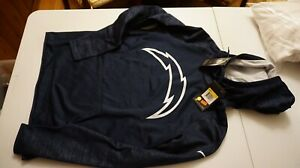 Nike Team Apparel Los Angeles Chargers Logo Womens Size Small Sweater