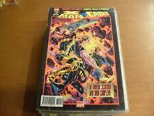 X-man contro Cable - Marvel Crossover 19 - Marvel italia - R2 A13
