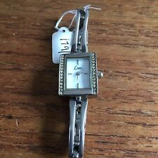 Ladies LIMIT Stone encrusted Square Faced Watch  W179/16