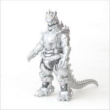 "6.75"" Silver Godzilla King Of The Monsters Mechagodzilla Action Figure Collect"
