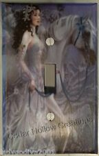 Ice Princess and Horse-Light Switch Cover/Switchplate- Single Toggle - FREE Ship