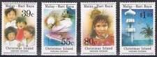 Christmas Island postfris 1989 MNH 278-281 - Malay Hari Raya