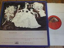 ALP 1394-7 Massenet Manon / de los Angeles / Monteux etc. R/G 4 LP box