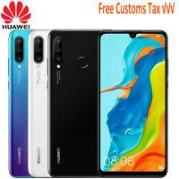 """Huawei Nova 4E/P30 Lite 6G 4G 128GB 6.15"""" Dual SIM Original Google Play Italian"""