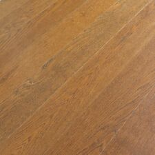 HARO Parkett Strip Prestige Oak  Cognac Brown Engineered Wood Flooring Sample