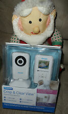 First Years Crisp & Clear View Digital Baby Video Monitor Night Vision AUDIO new