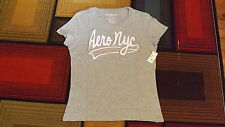 Aeropostale Women's Juniors XL gray t-shirt New with Tags
