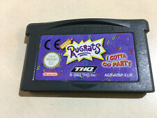 Rugrats I Gotta Go Party - Cart Only Game Boy Advance GBA